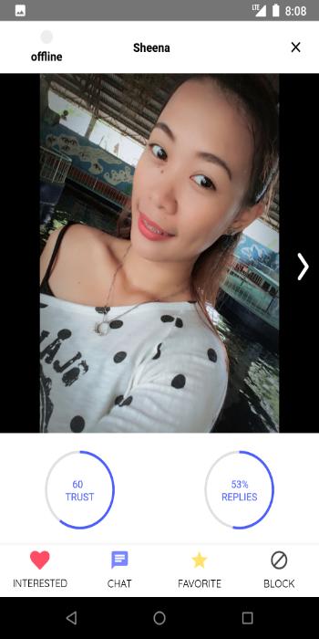 AsianDating App